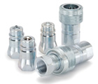 Set Of Pioneer Style Hydraulic Quick Couplers
