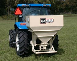 Model KA2440 3-PT Three Point Hitch Broadcast Seeder