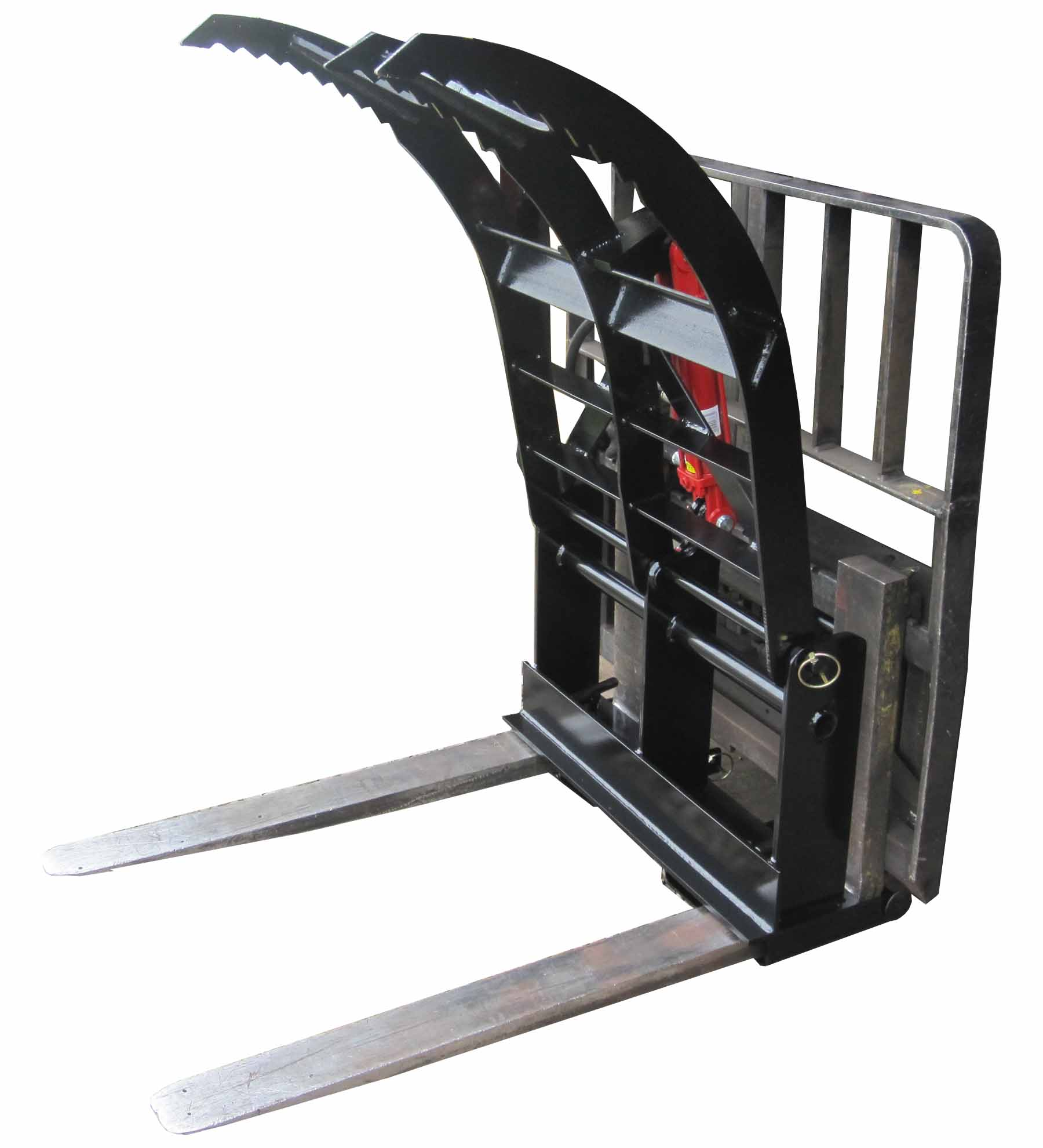 Model 336S27 Pallet Fork Mount Add-A-Grapple Brush And Log Grapple