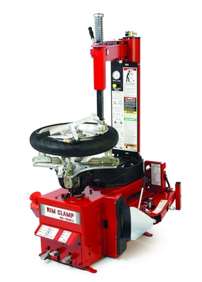 Coats 5040 Tire Changer Has A Maximum Capacity Of 21 Inches In Diameter And 10.5 Inches Wide