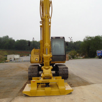 Model 6600X Excavator Mount Brush cutter