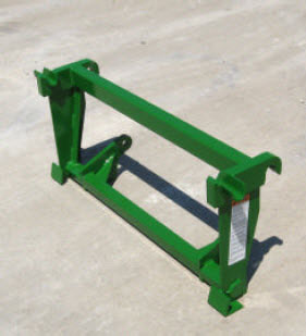 Model 832631 Euro/Global To JD 600/700 Adapter