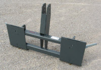 Three Point Hitch To Skid Steer Adapter