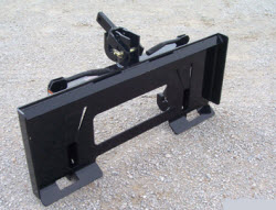 Skid Steer To Category 1 Quick Hitch Adapter Plate