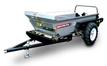 MX80 Ground Driven Manure Spreader