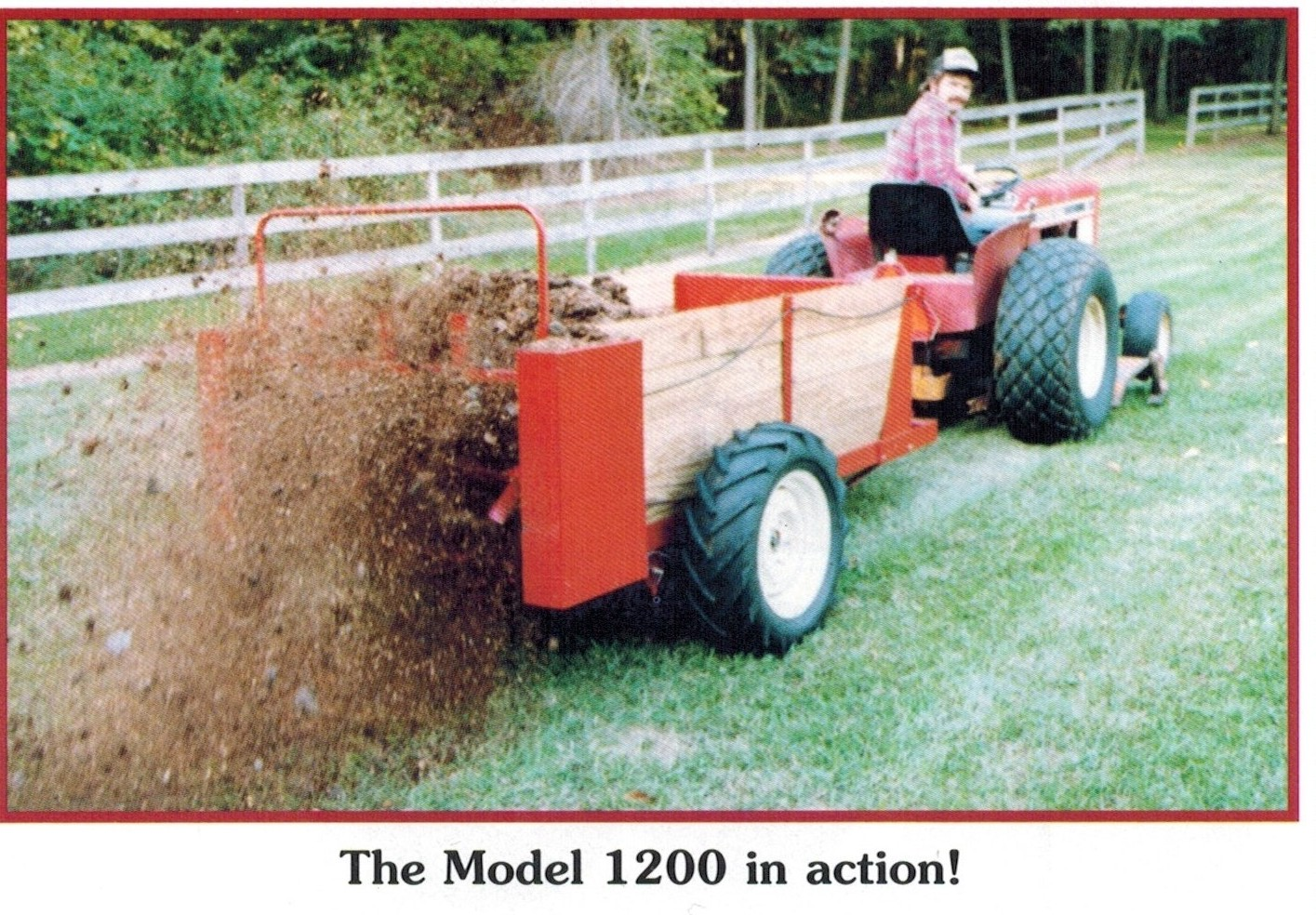 Model 1200 In Action