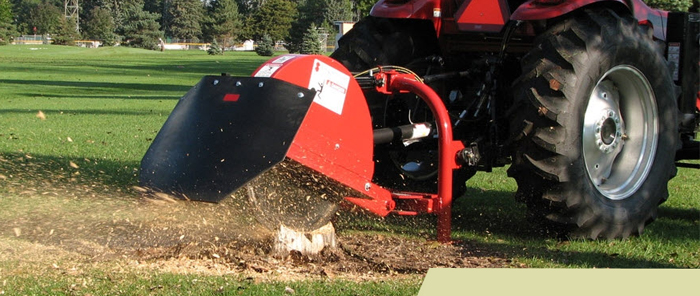 Stump Buster Stump Grinder