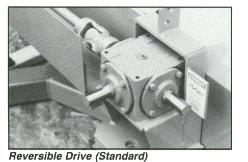 Reversible Drive Gear Box (Standard)