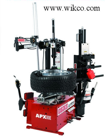 APX80 Rim Clamp Tire Changer For Wheels With Rim Diameters From 9 To 30 Inches