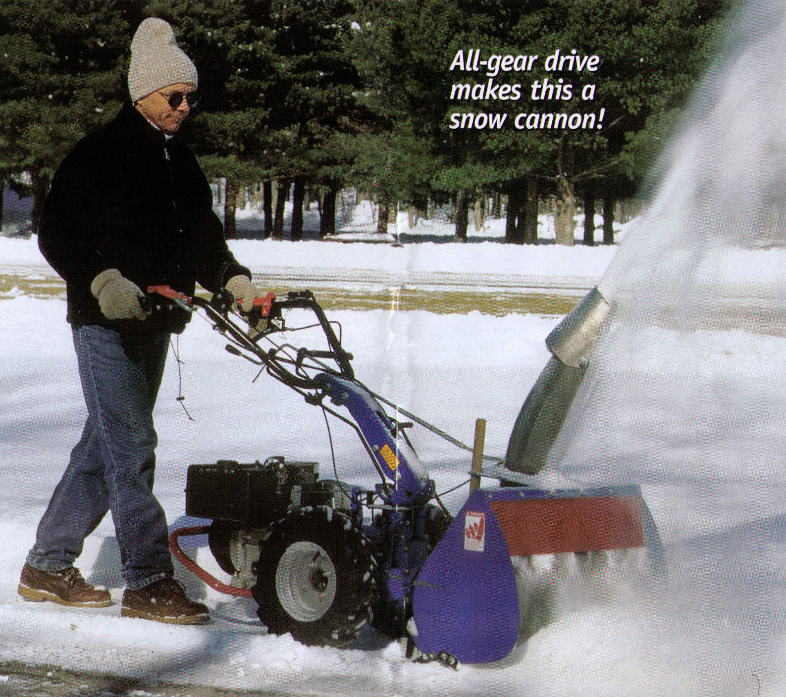 Yamaha Snowblowers | Ariens Snow Throwers