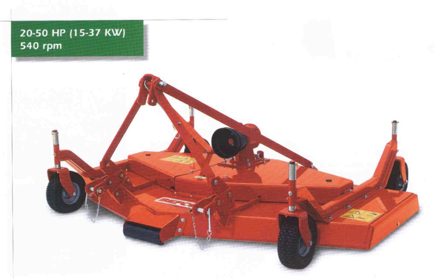 Cyclone C50 RD Mower