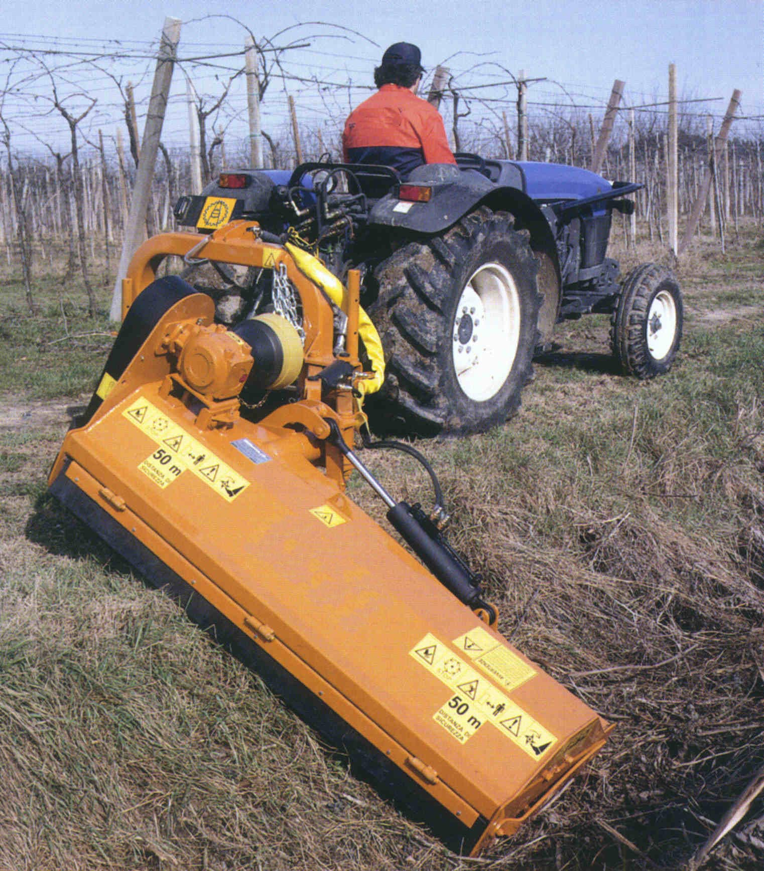 HOW do you mow inclines/ditches with a tractor? - Chronicle Forums