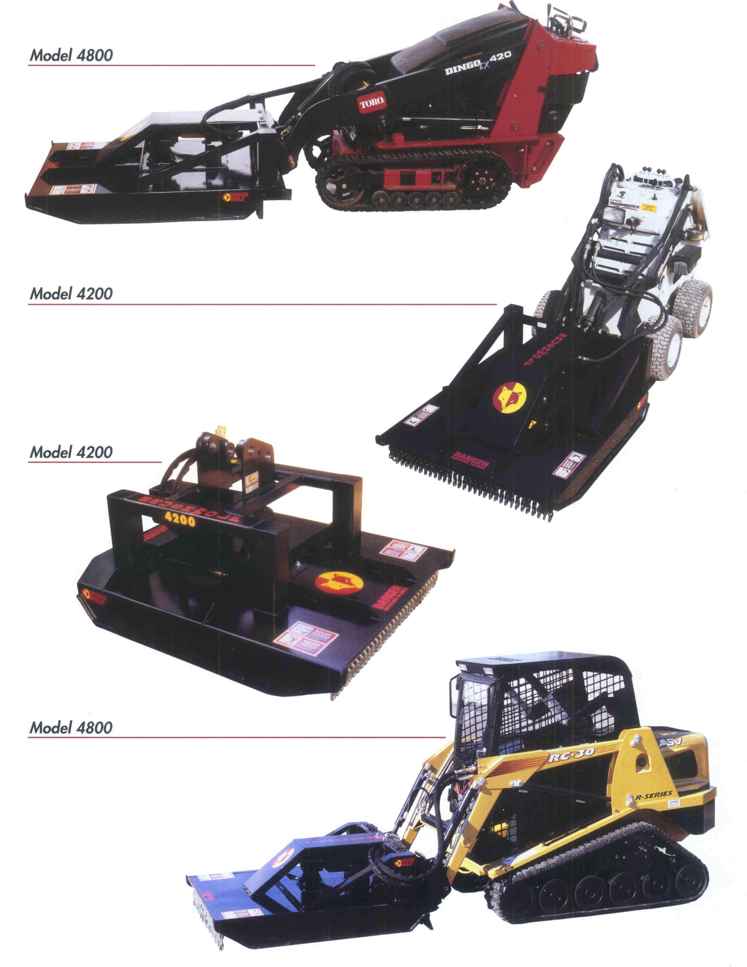Fits Many Different Skid Loaders
