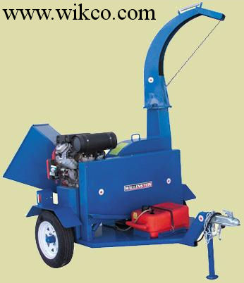 BXT Series Engine Powered Wood Chipper