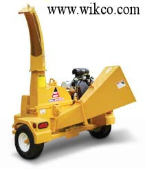 BXT62 Series Heavy Duty Tow Behind Engine Powered Brush Chippers