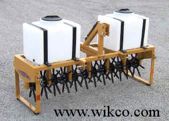 Can Be Equipped With Either Water Tanks Shown Or Weight Trays For Weight