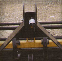 Mounts On Your Tractor's Three Point Hitch