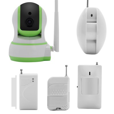 Wireless Home/Office Security System