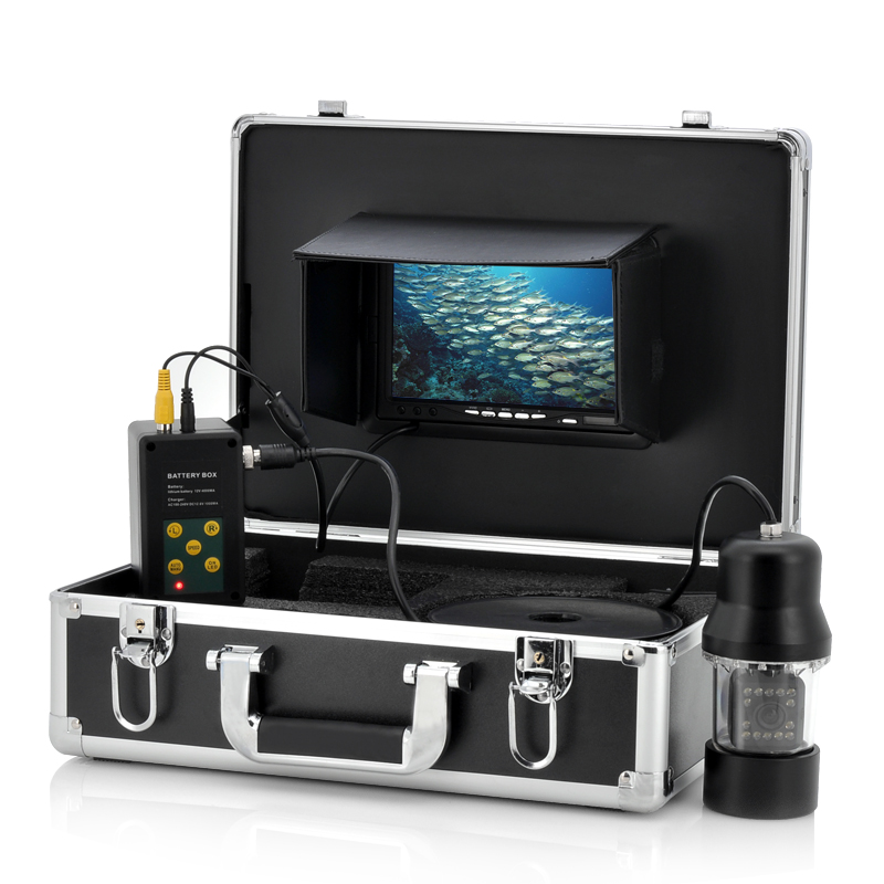 Fish Finder Camera With Case