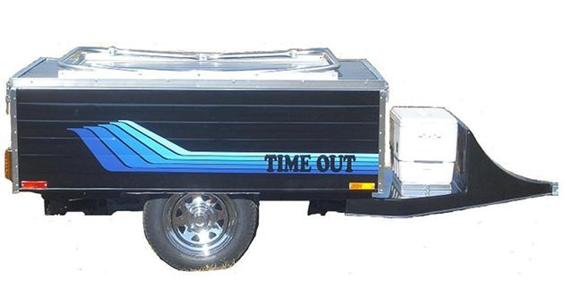 Timeout Deluxe Model With Optional Chrome Wheels