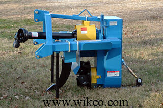 Series 400 Tractor Mounted Power Ditcher