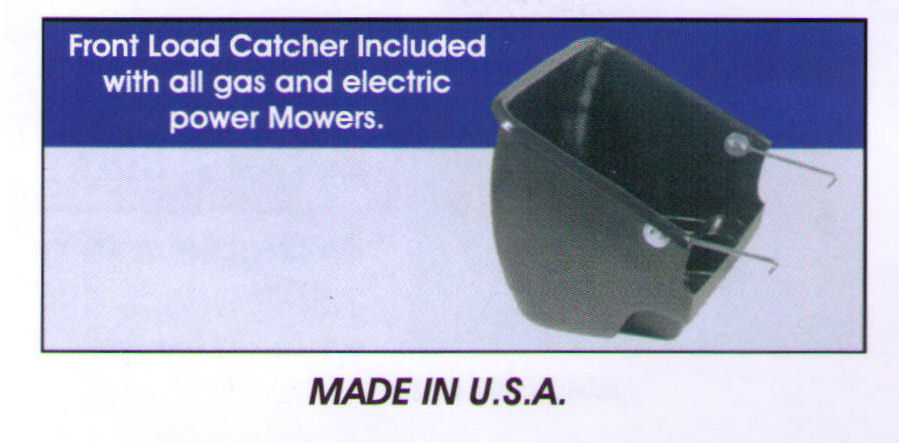 Replacement Grass Catchers For Mclane Mowers