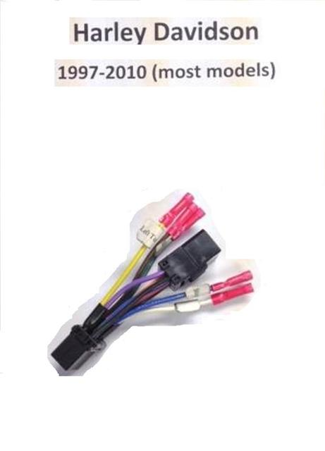Harley Bike Wiring Kit 1997-2010