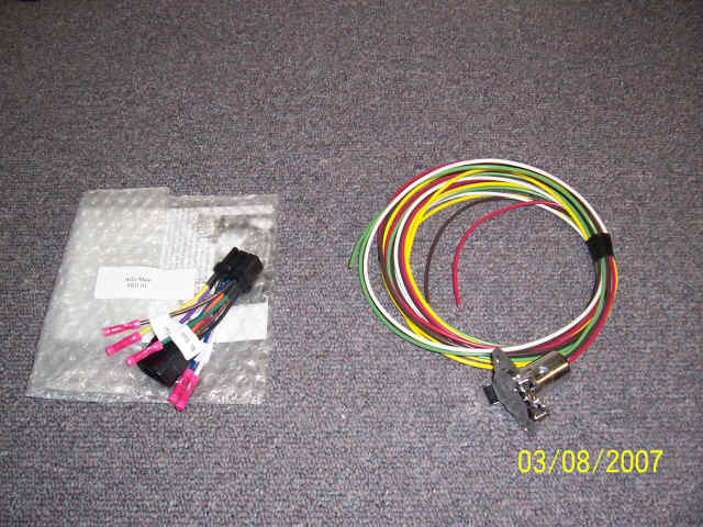 HD Wiring Harness