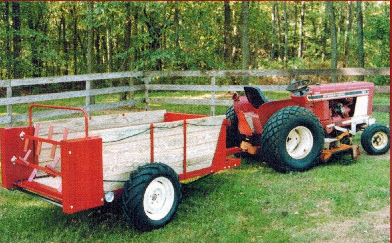 Model 1200 Manure Spreader