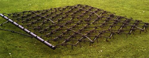 Tow Behind Harrow Rake Dethatchers Available In Widths Of 4 to 24 Ft.