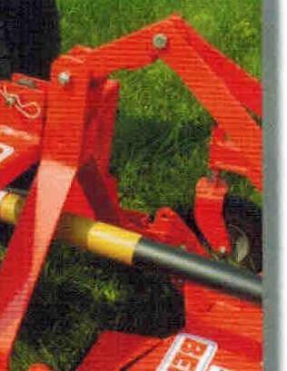 Quick Hitch Adapter Allows For Full Float Capacity (For Befco Mowers Only)