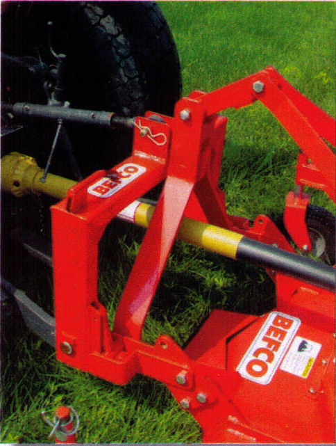 Quick Hitch Adapter For Befco C30, C50, And C70 Grooming Mowers, Except C50-RD4