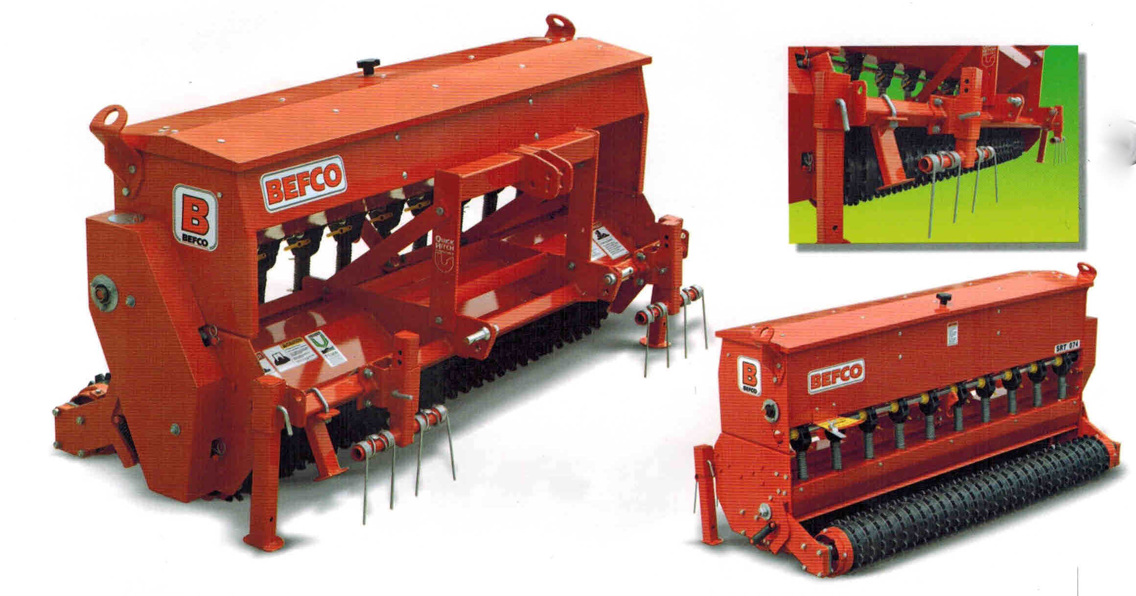 Seed-Rite Primary Seeder