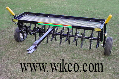Available In Either Pull Behind Models Or Three point Hitch Mount Models