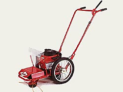 Model SST6 Sarlo Walk Behind String Trimmer - Push Version