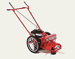 Model SST6SP Sarlo Walk Behind String Trimmer - Self-Propelled Version