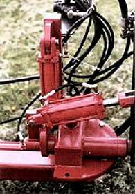Swivel Mount With Hydraulic Cylinders
