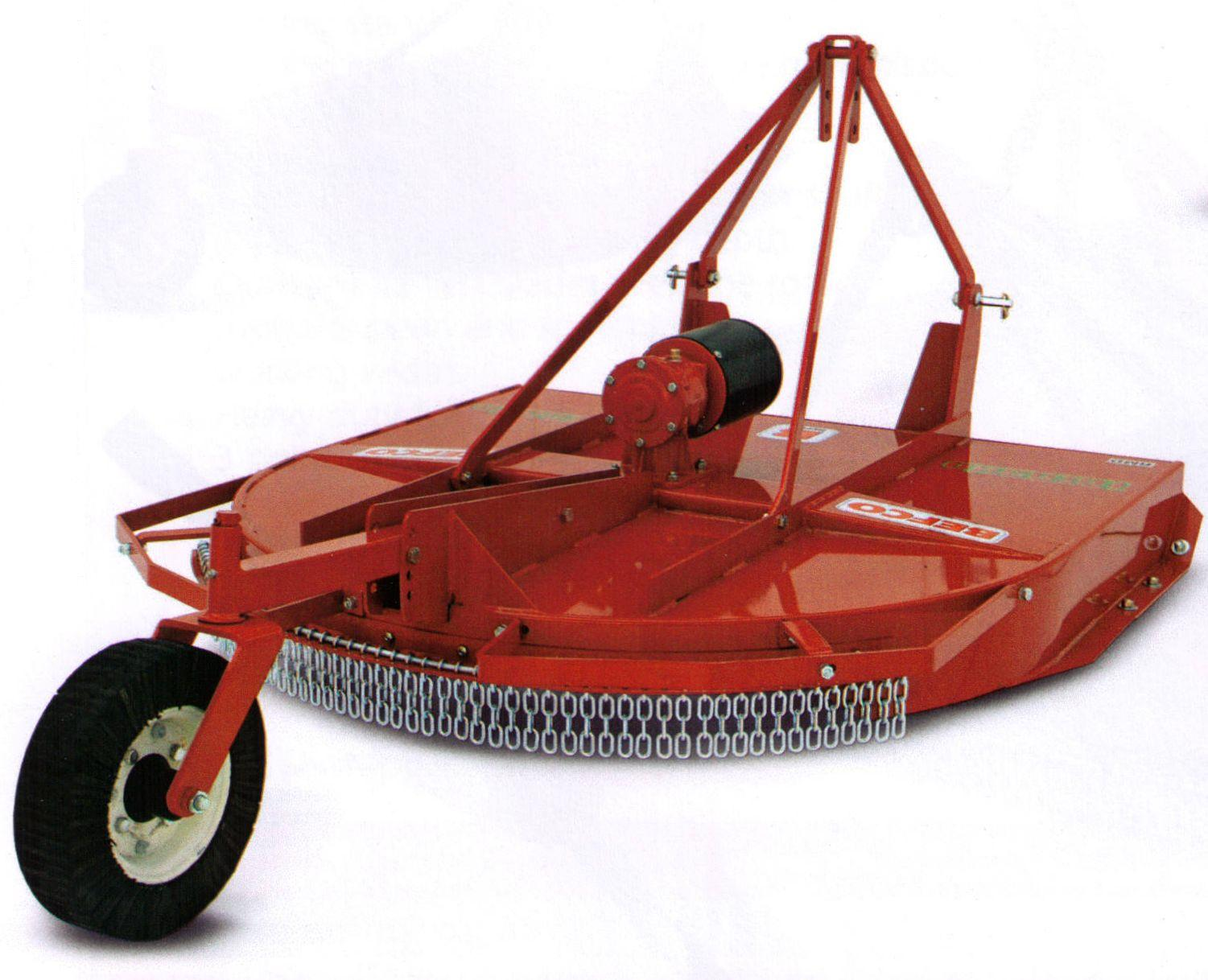 Tractor Mounted Brush Cutter : Tornado medium duty tractor mounted brush mowers for