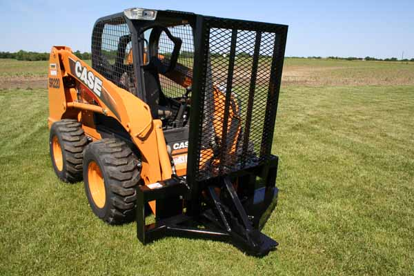 Optional Available Brush Guard For The Tree Pullers