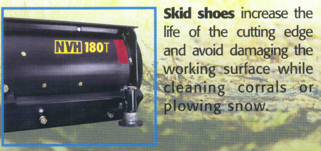 Skid Shoes