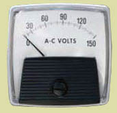 TX Series Voltage Meter