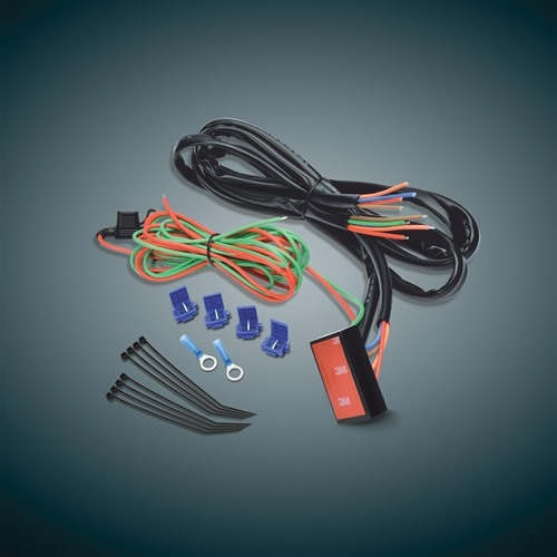 Universal Motorcycle Wiring Harness