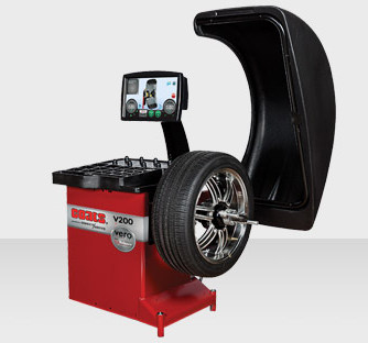 Coats Vero Series, V200-3D Direct Drive Automotive Wheel Balancer