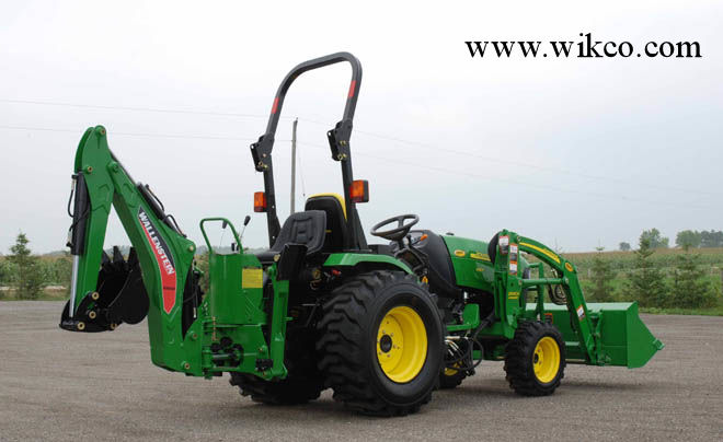 Tractor Mounted Models To Mount On Tractors From 15 to 100 HP