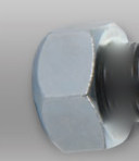 Lock Nut For Replacement Mulcher Tooth
