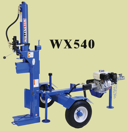 Model WX540 Horizontal/Vertical Position Trailer Mounted Model Available With Or Without Light Kit